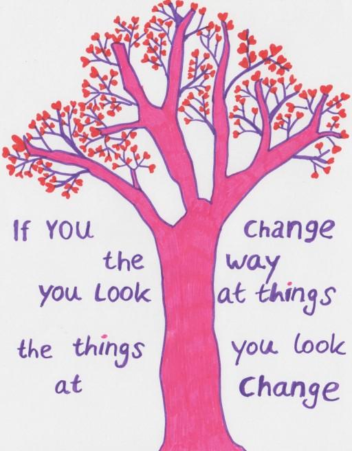 If you change